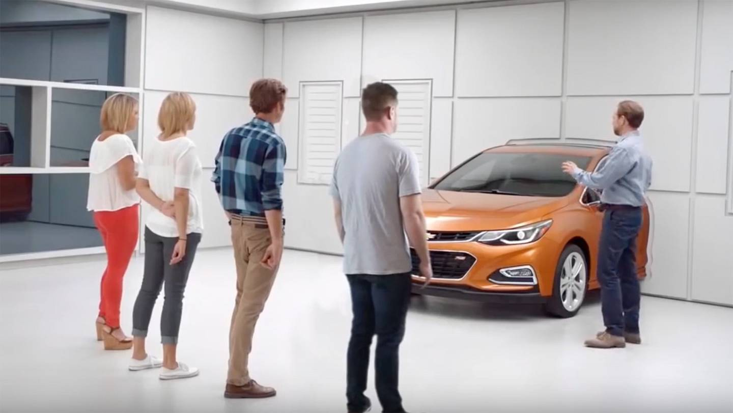 Chevrolet commercial photo - 5