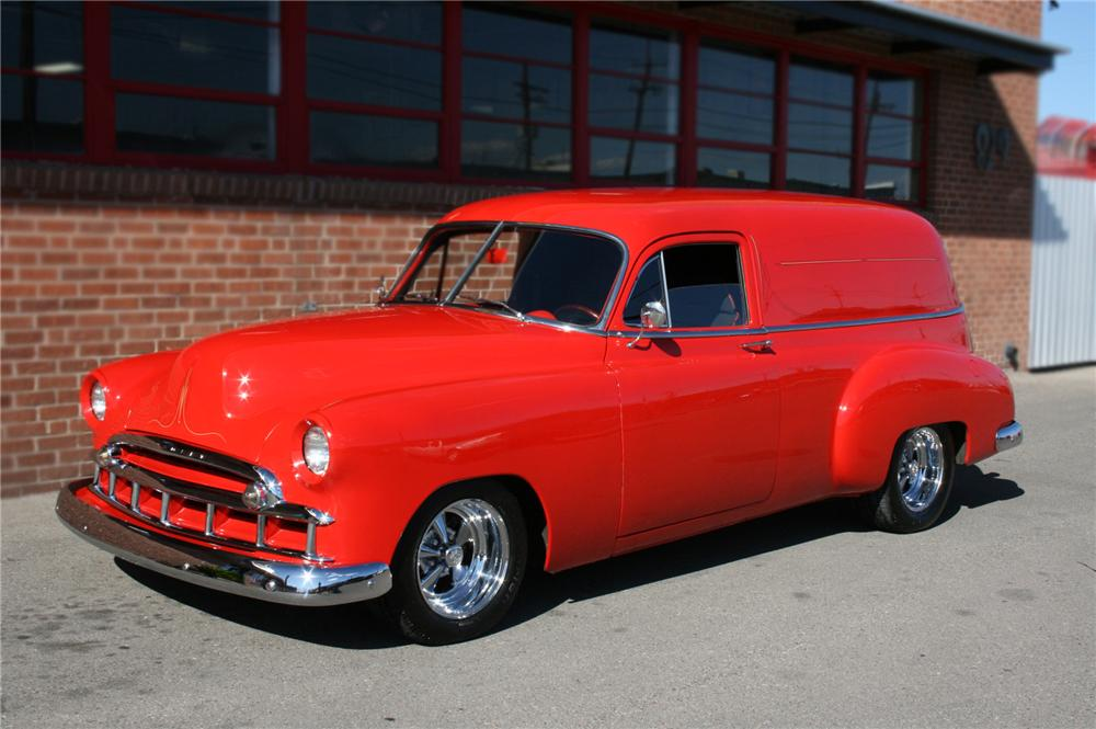 Chevrolet delivery photo - 1