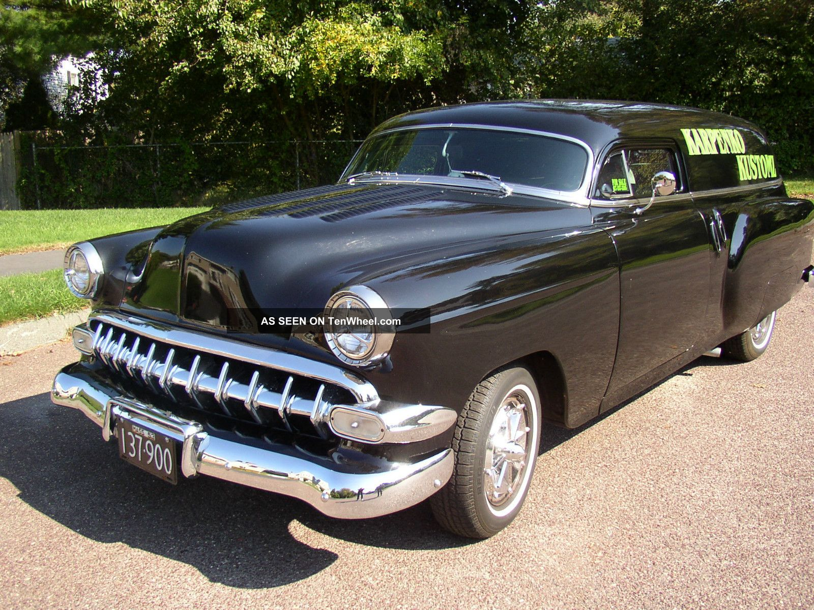 Chevrolet delivery photo - 10