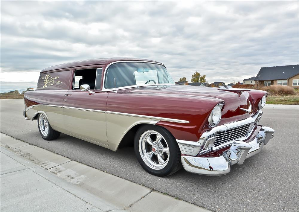 Chevrolet delivery photo - 2