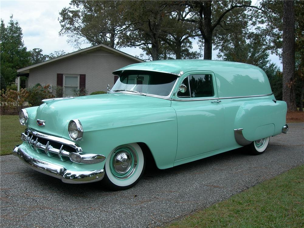 Chevrolet delivery photo - 3