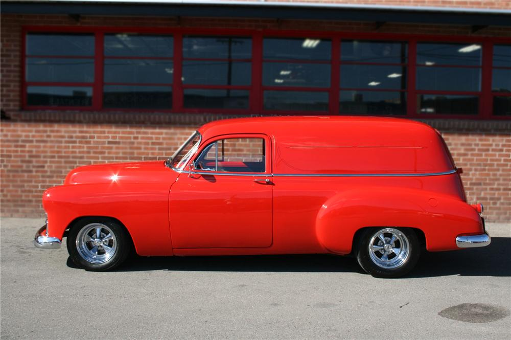 Chevrolet delivery photo - 4