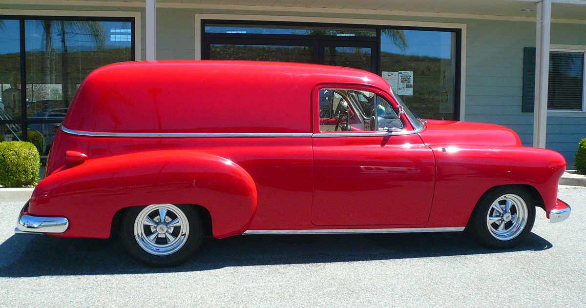 Chevrolet delivery photo - 5