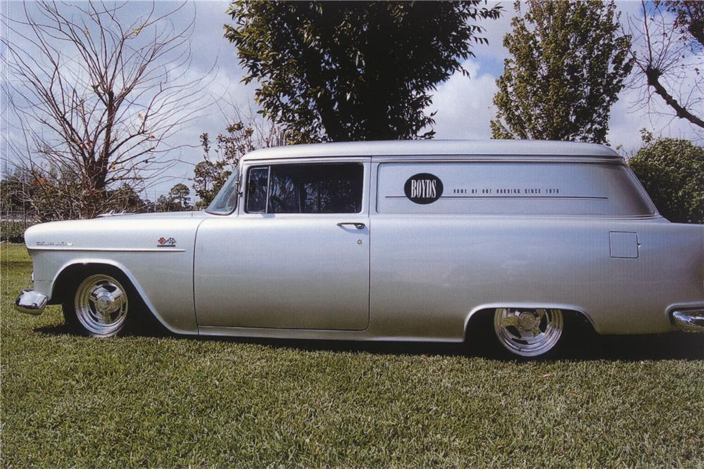 Chevrolet delivery photo - 6