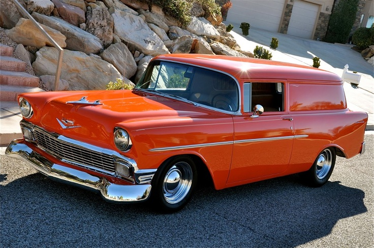 Chevrolet delivery photo - 7