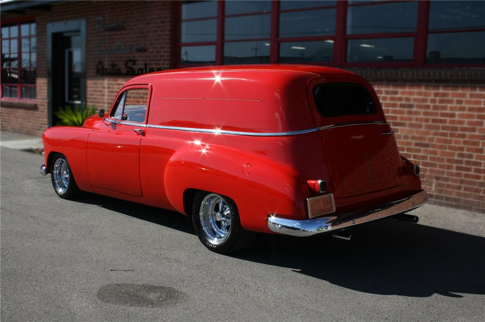 Chevrolet delivery photo - 8