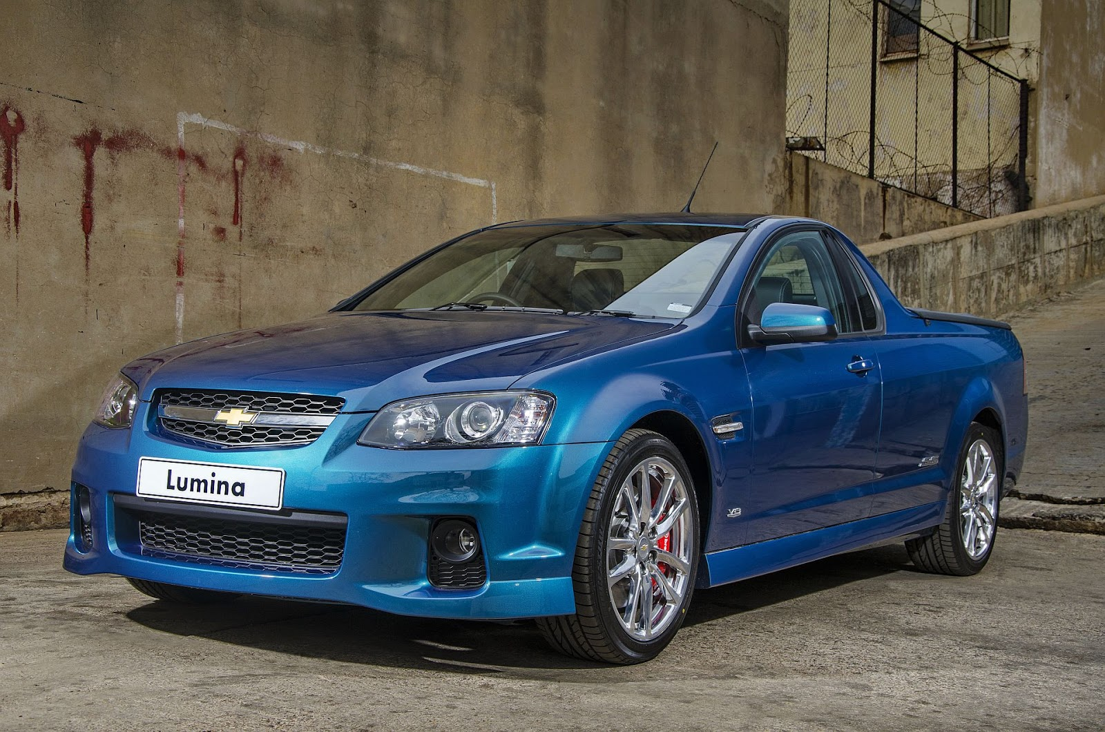 Chevrolet Lumina Photo And Video Review Comments