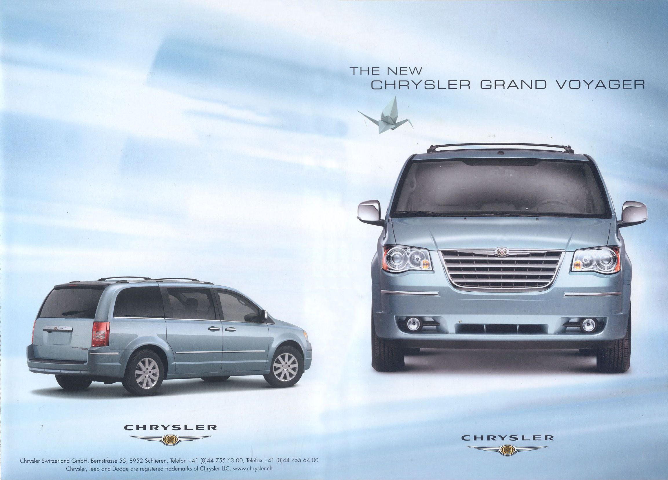 Chrysler grant photo - 1