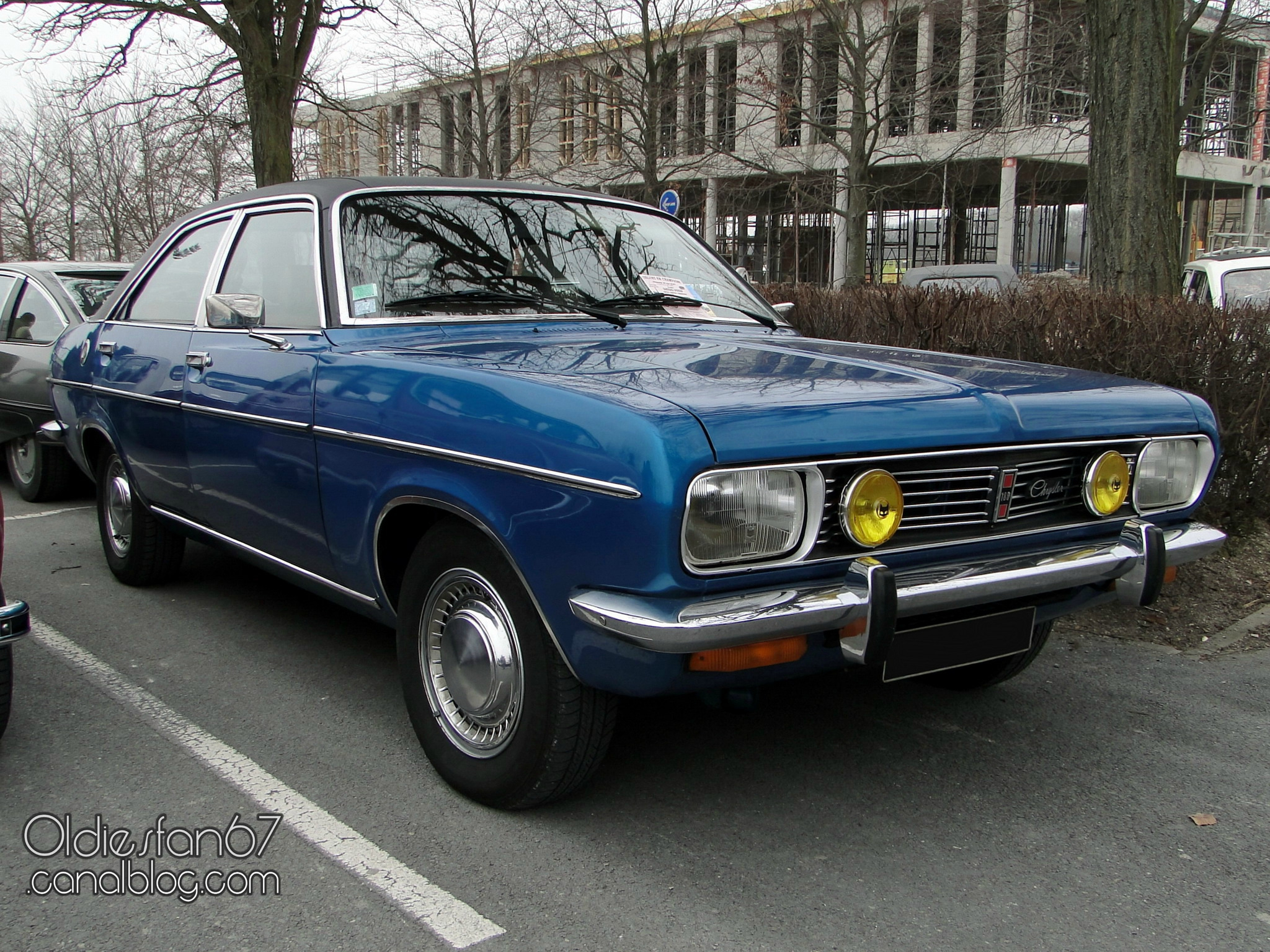 Chrysler simca photo - 1