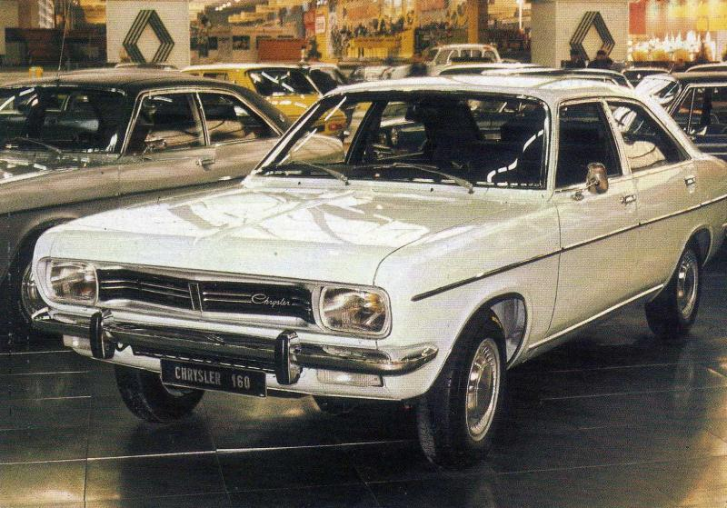 Chrysler simca photo - 3