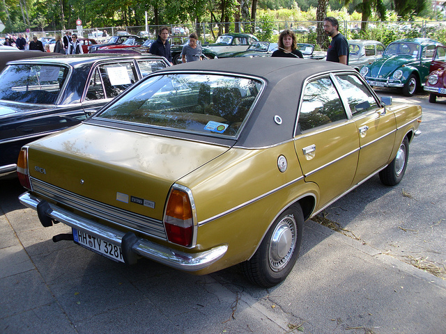 Chrysler simca photo - 6