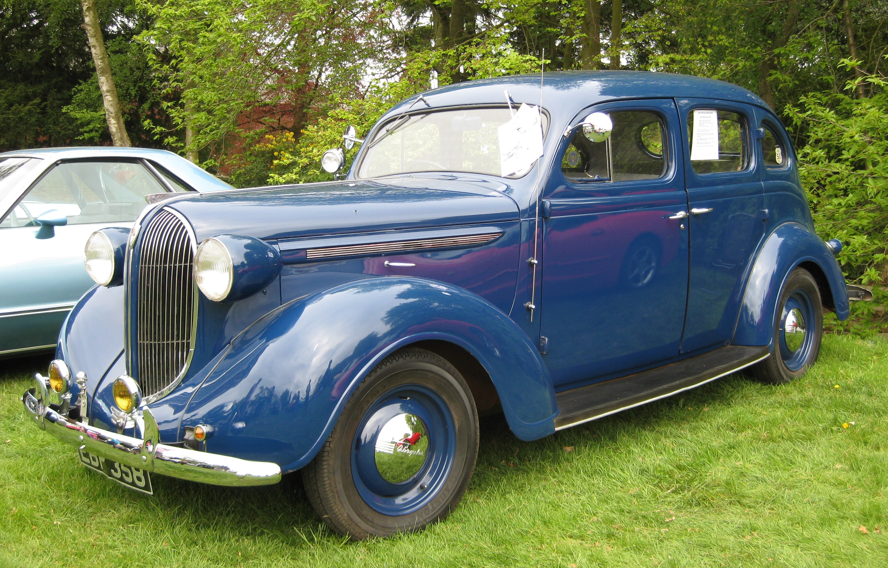 Chrysler wimbledon photo - 2