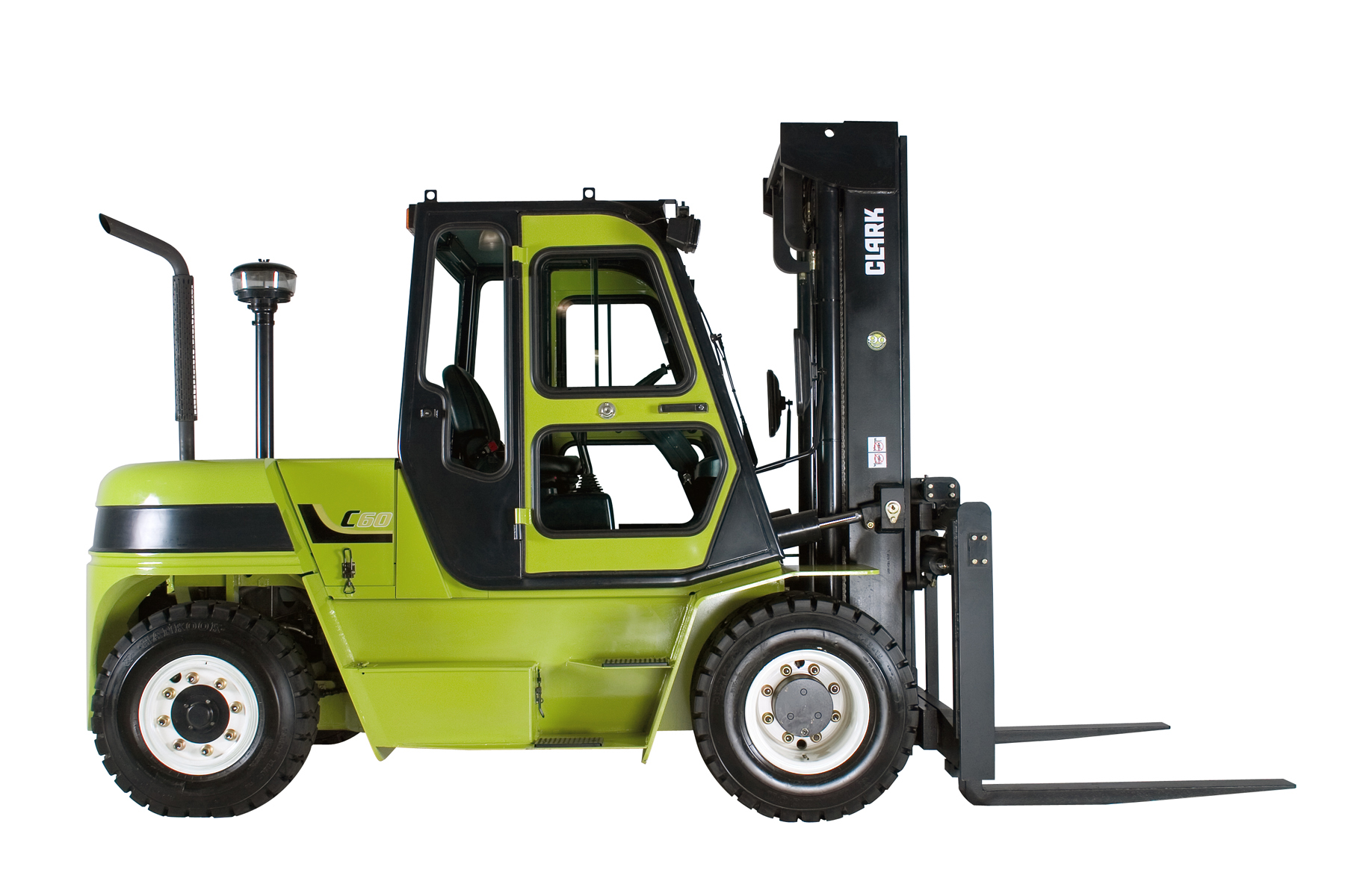Clark forklift photo - 10