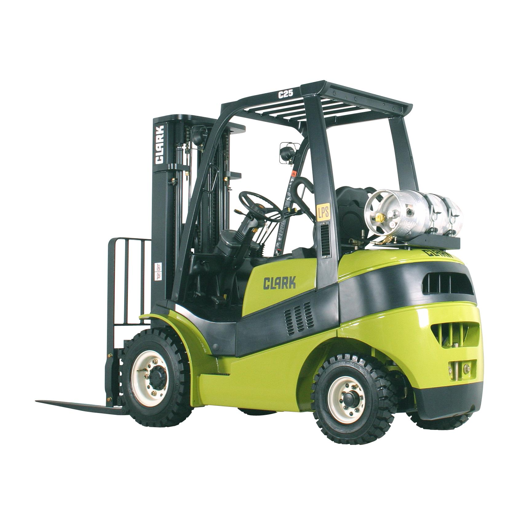 Clark forklift photo - 4