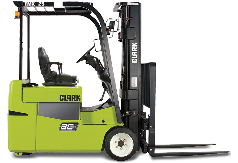 Clark forklift photo - 9