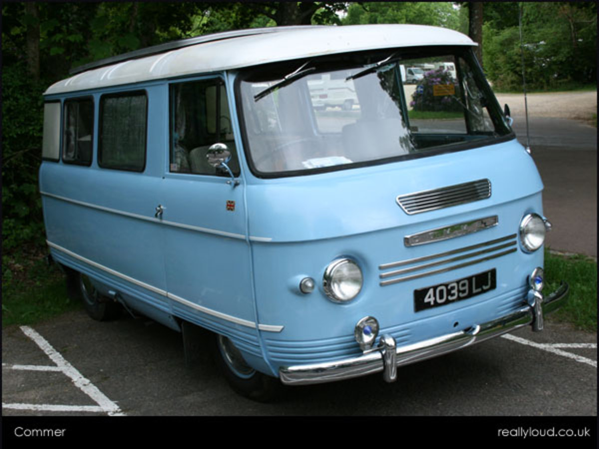 Commer 1 photo - 1