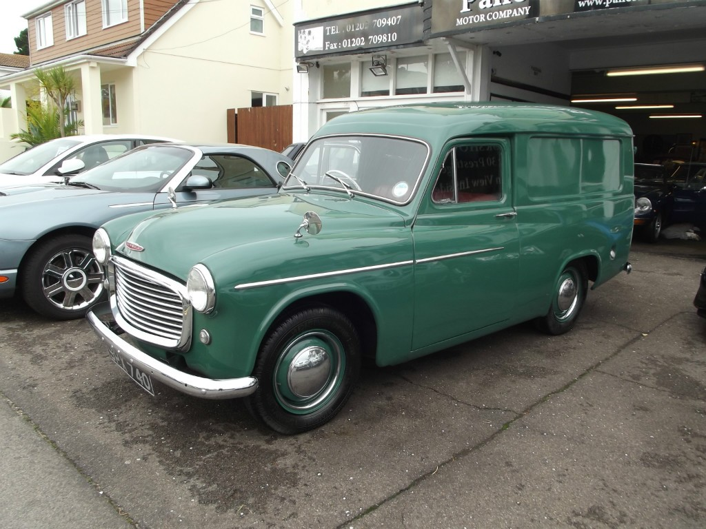 Commer express photo - 1