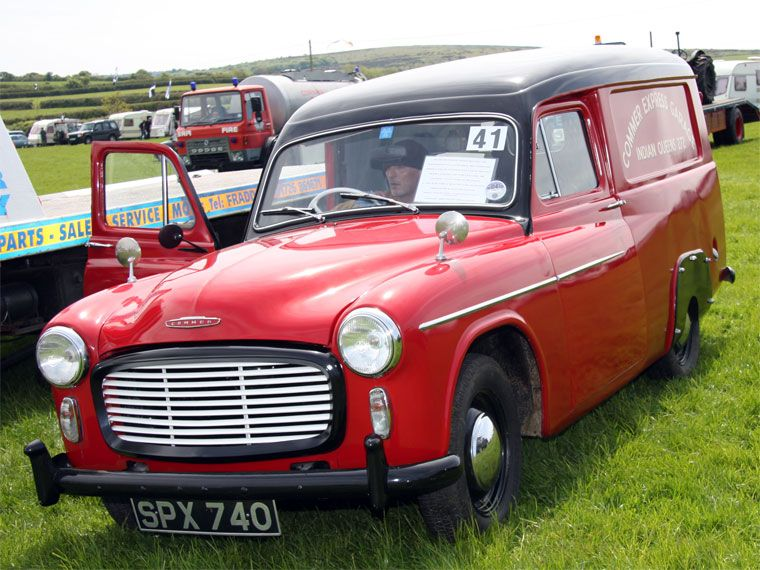 Commer express photo - 10