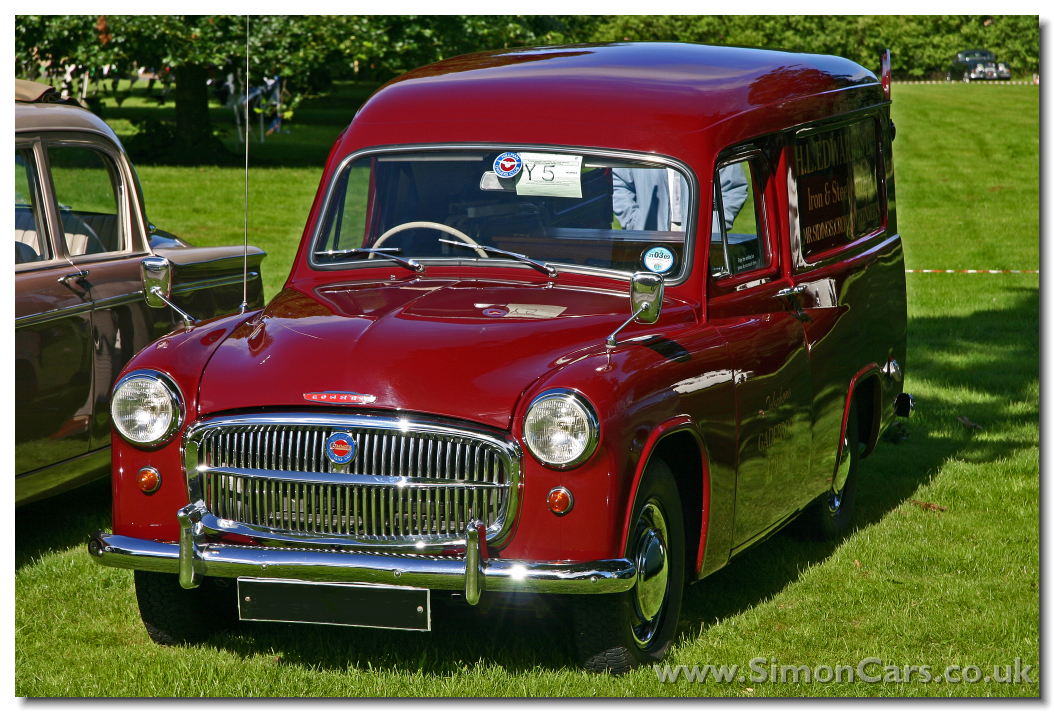 Commer express photo - 2