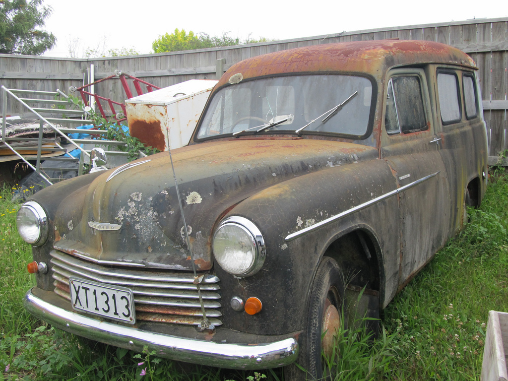 Commer express photo - 3