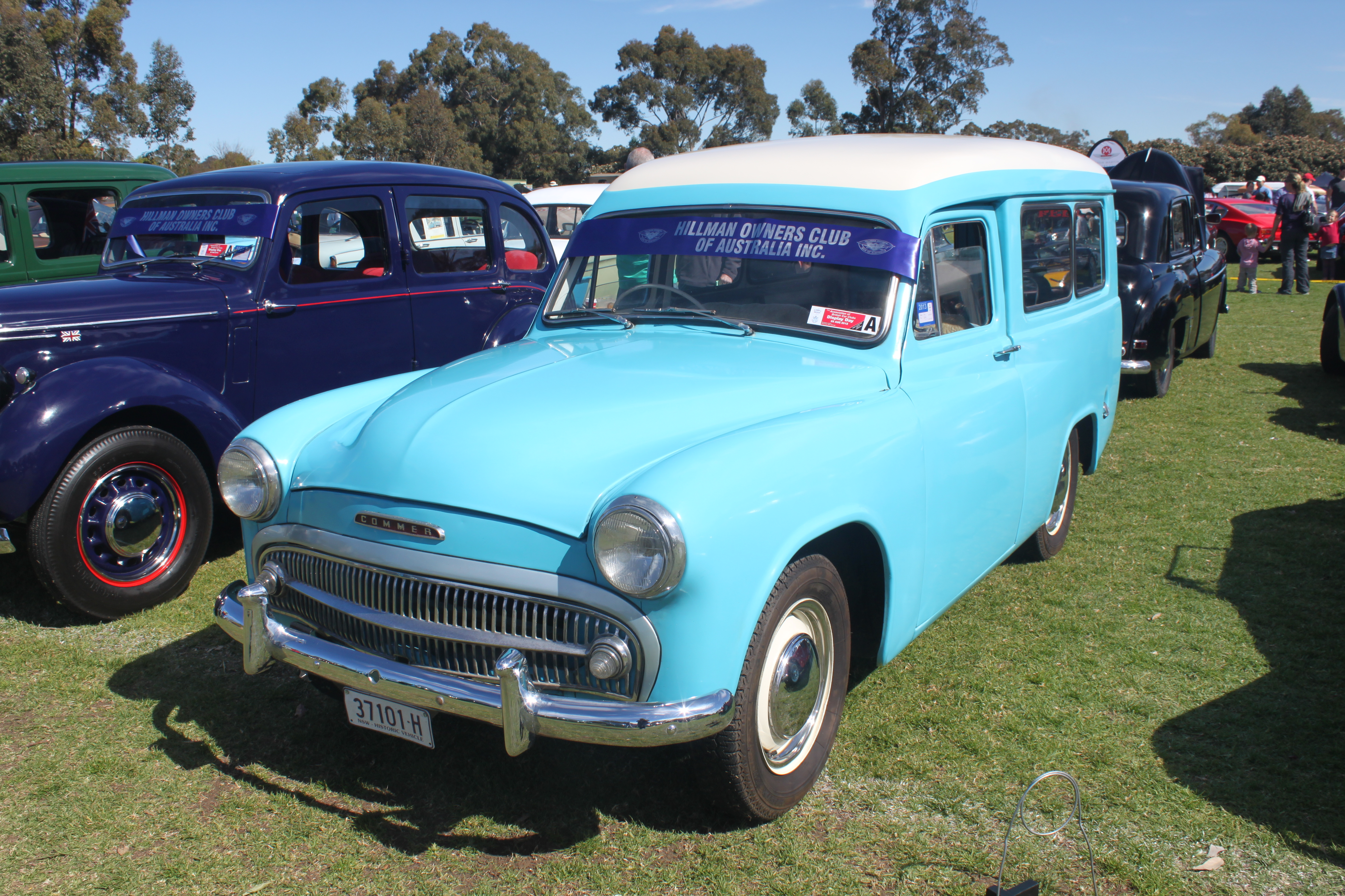 Commer express photo - 4