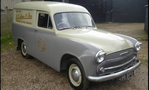 Commer express photo - 6