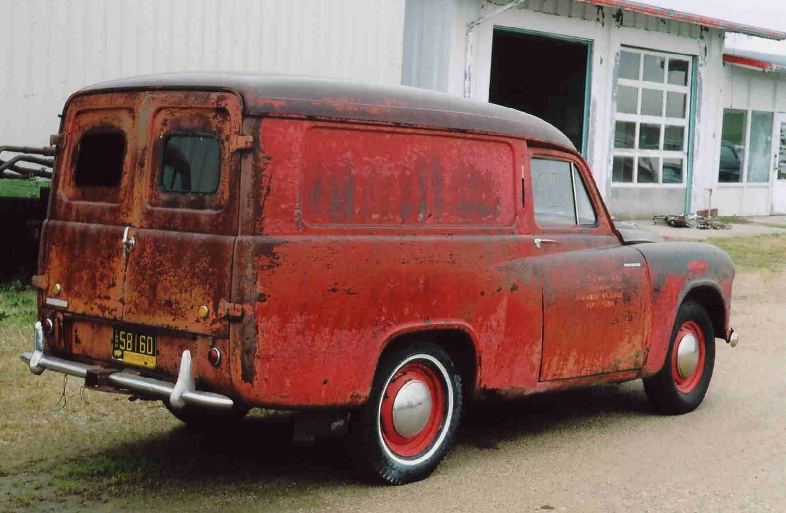 Commer express photo - 8