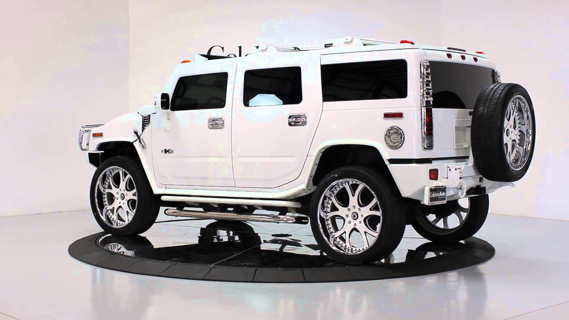 Custom made hummer photo - 3