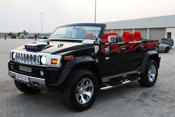 Custom made hummer photo - 4