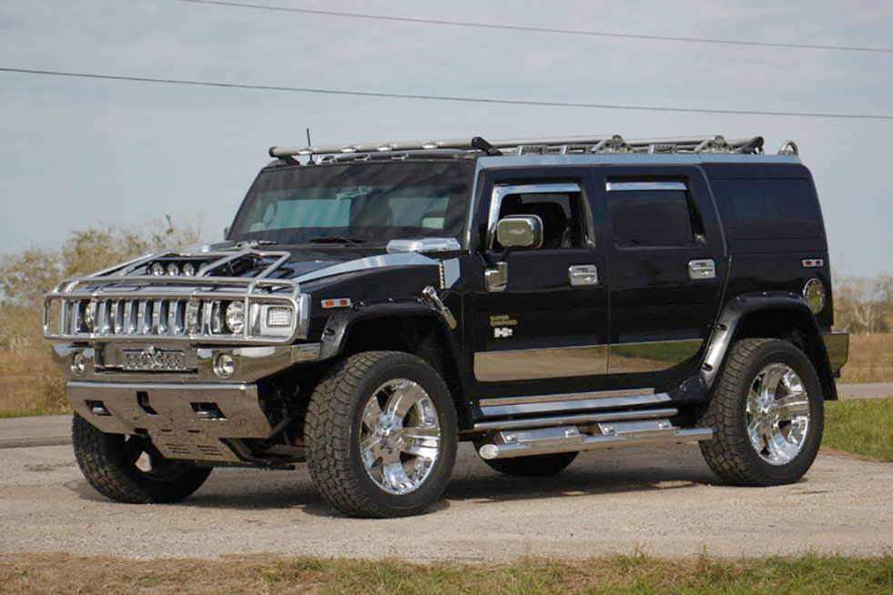 Custom made hummer photo - 5