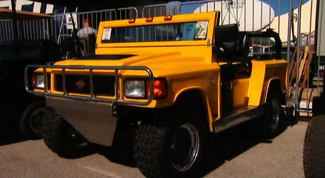 Custom made hummer photo - 7