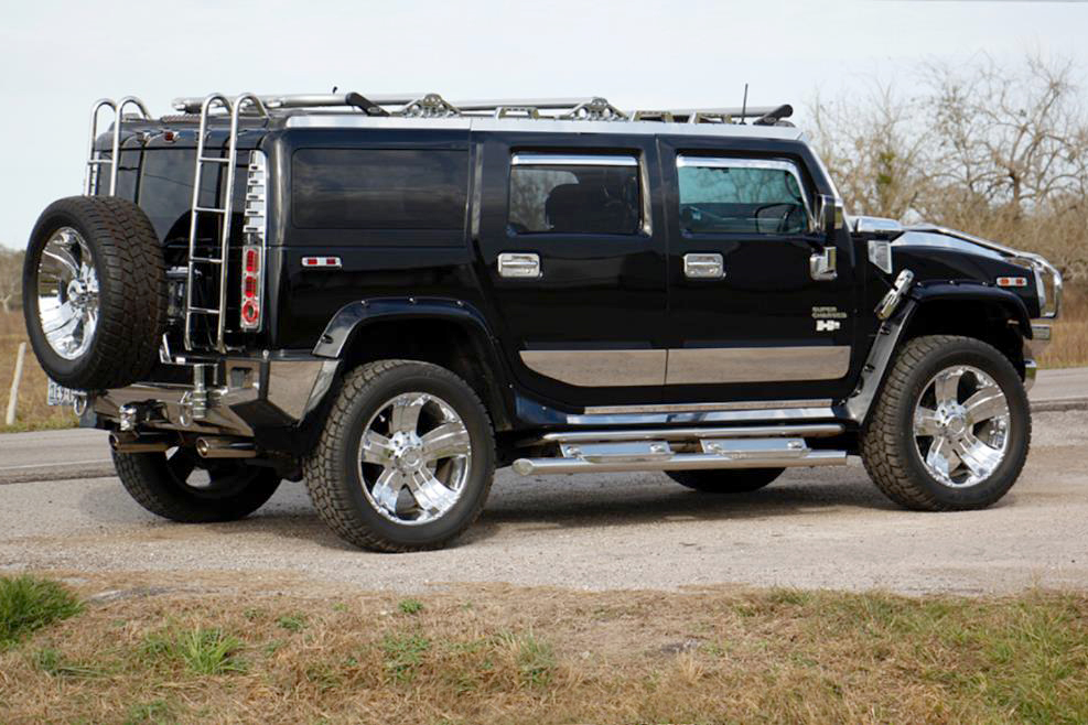 Custom made hummer photo - 8