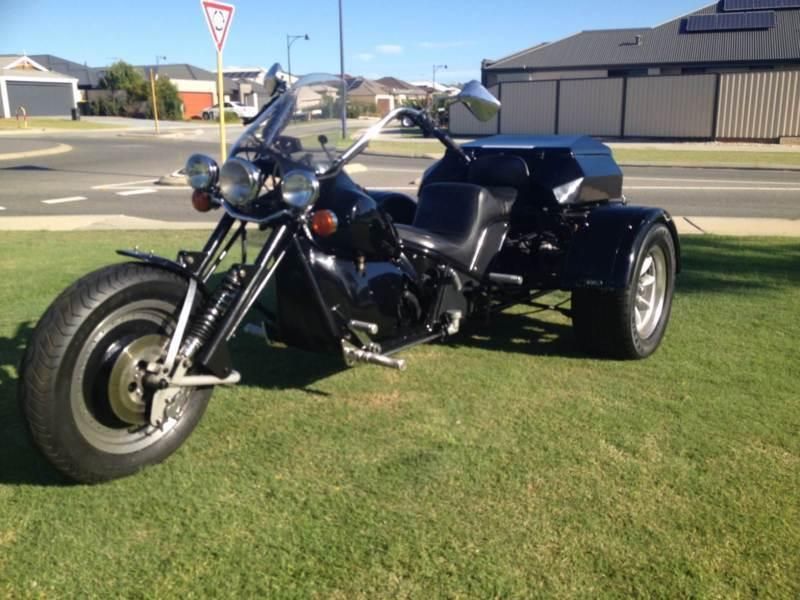 Custom made trike photo - 10