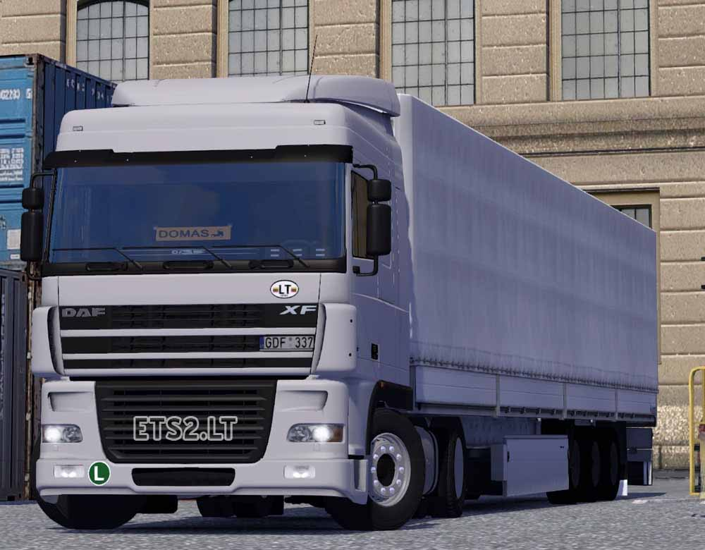 Daf xf95 Photo and Video Review  Comments