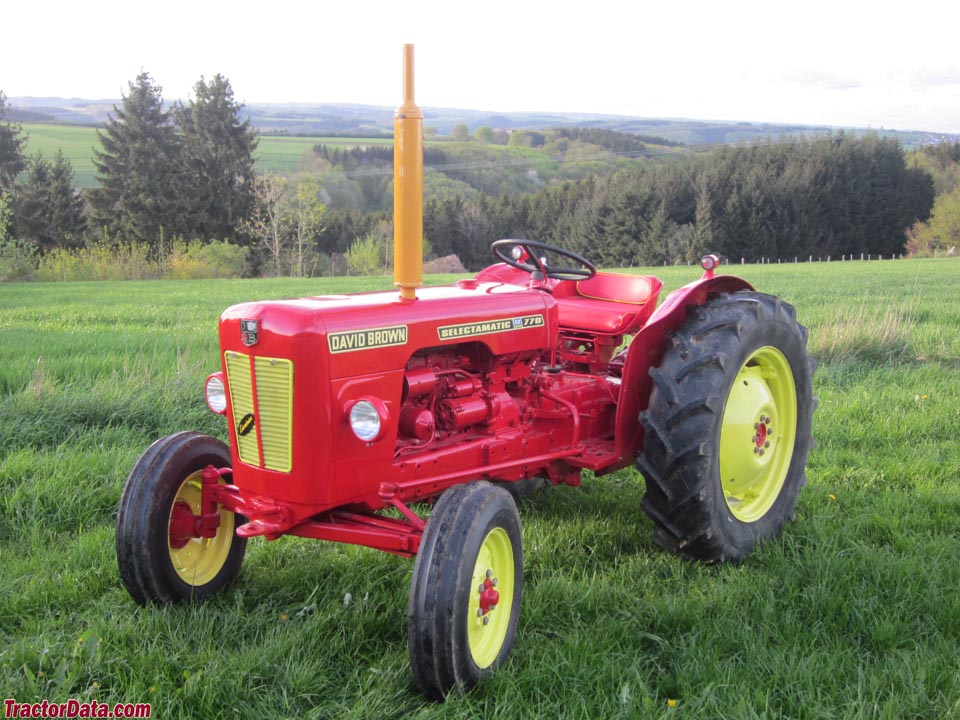 David brown tractor photo - 7