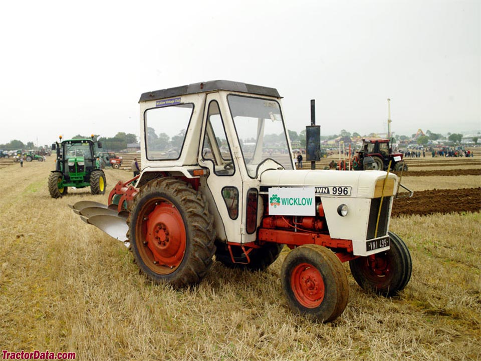David brown tractor photo - 8