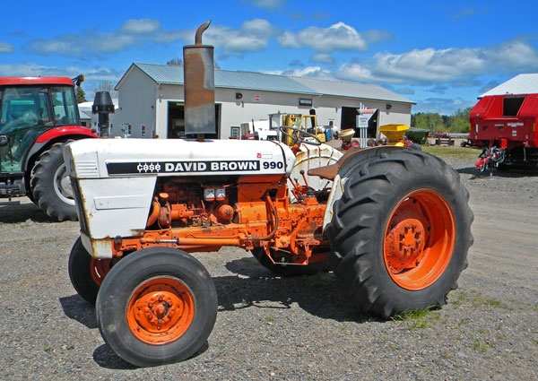 David brown tractor photo - 9