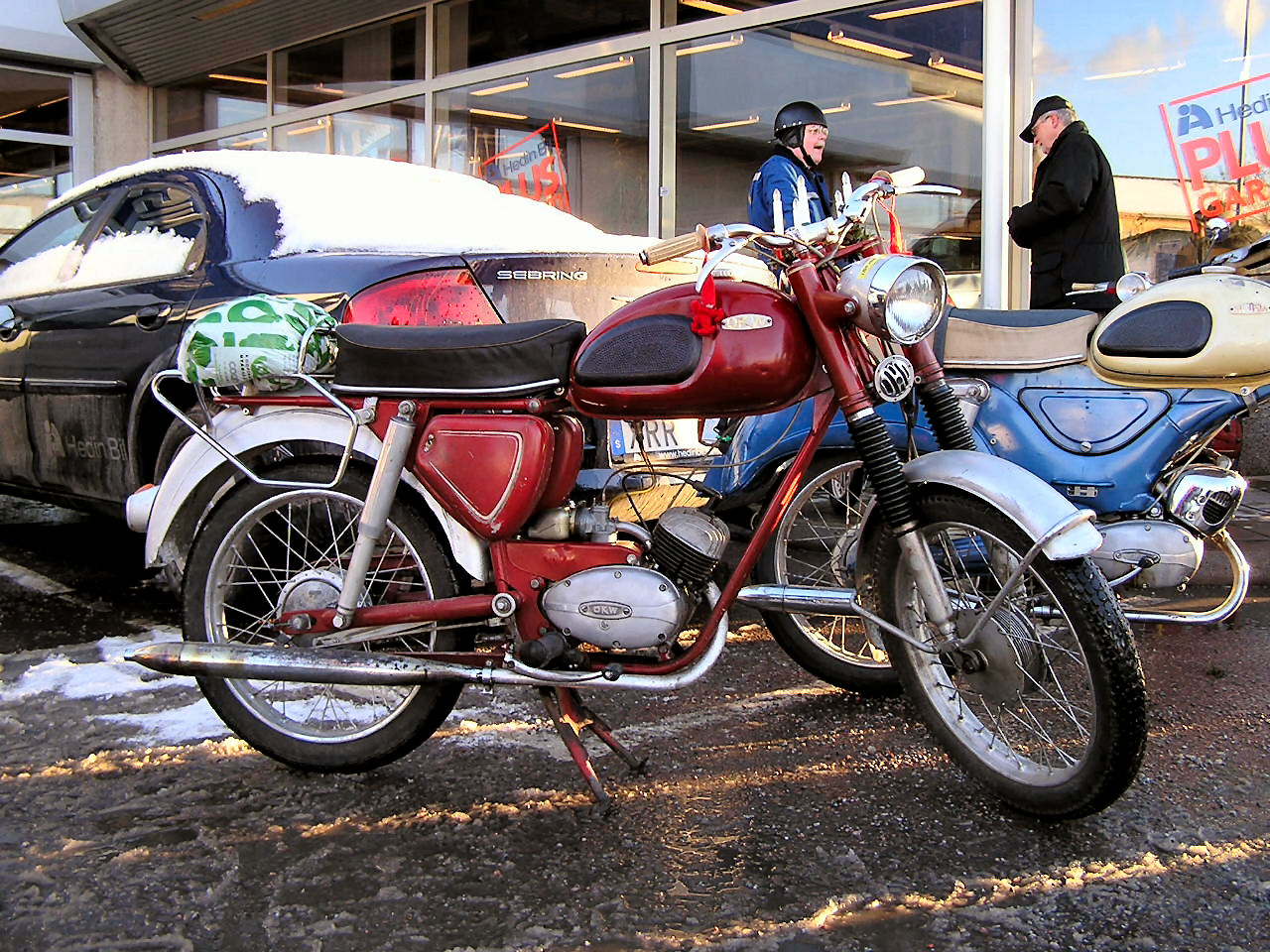 Dkw special photo - 1