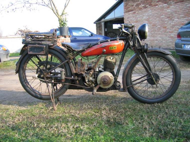 Dkw special photo - 2