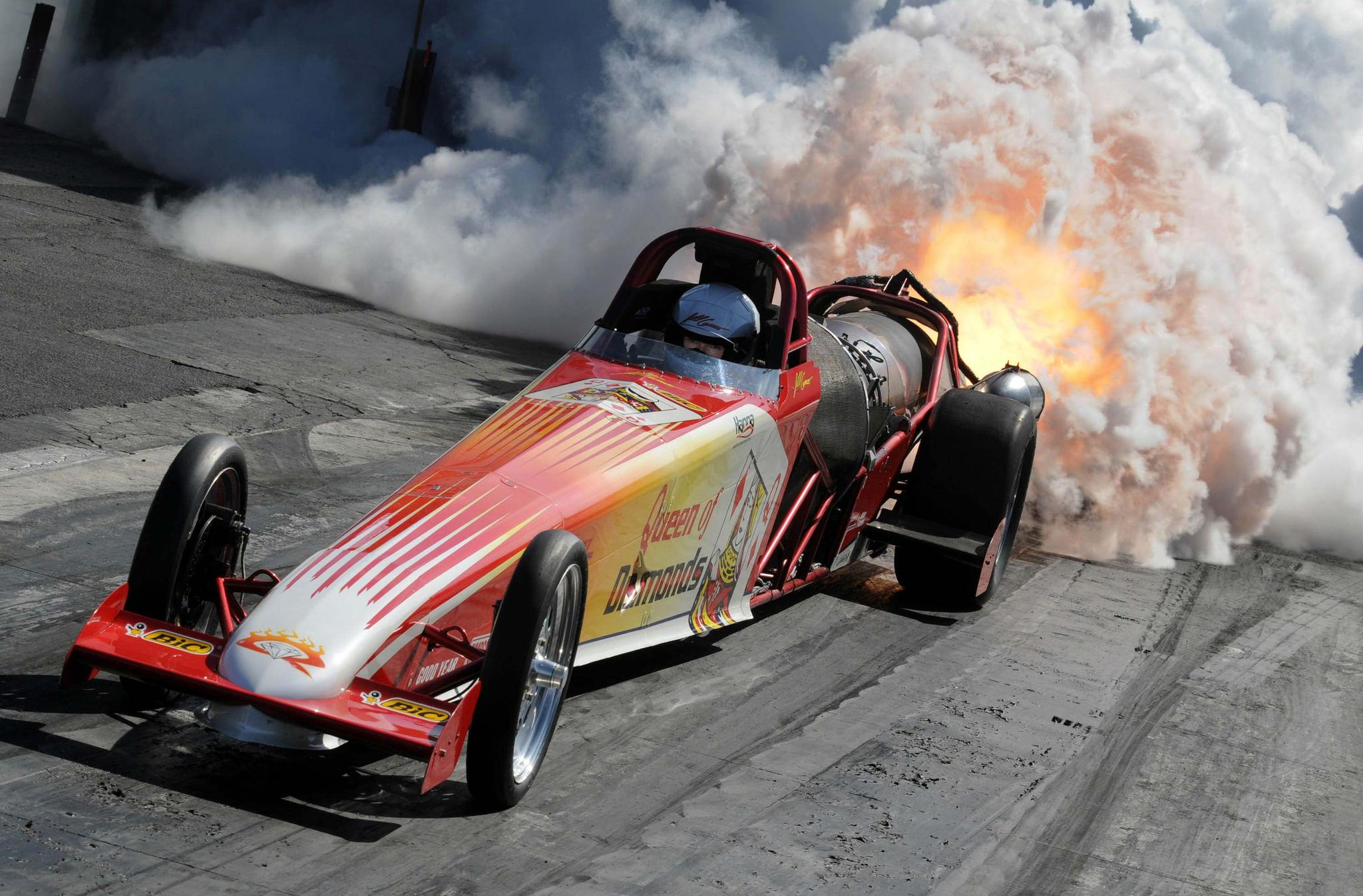 Dragster cars photo - 10