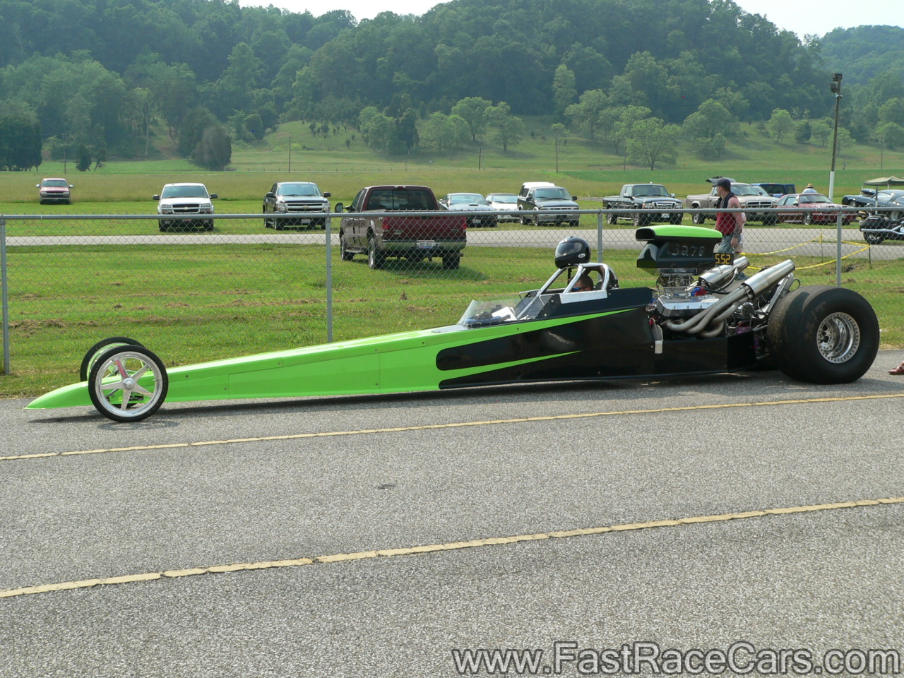 Dragster cars photo - 5