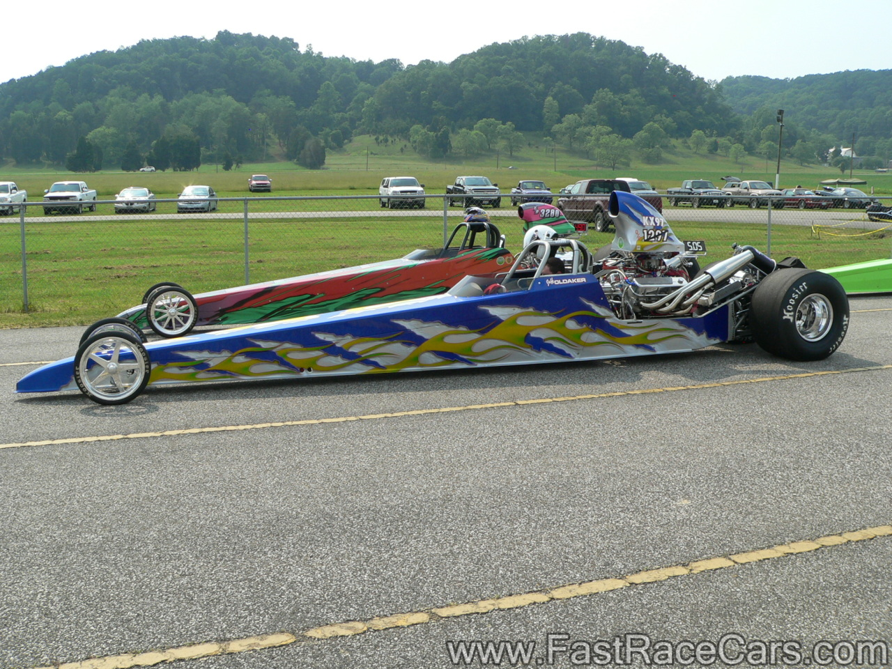 Dragster cars photo - 8