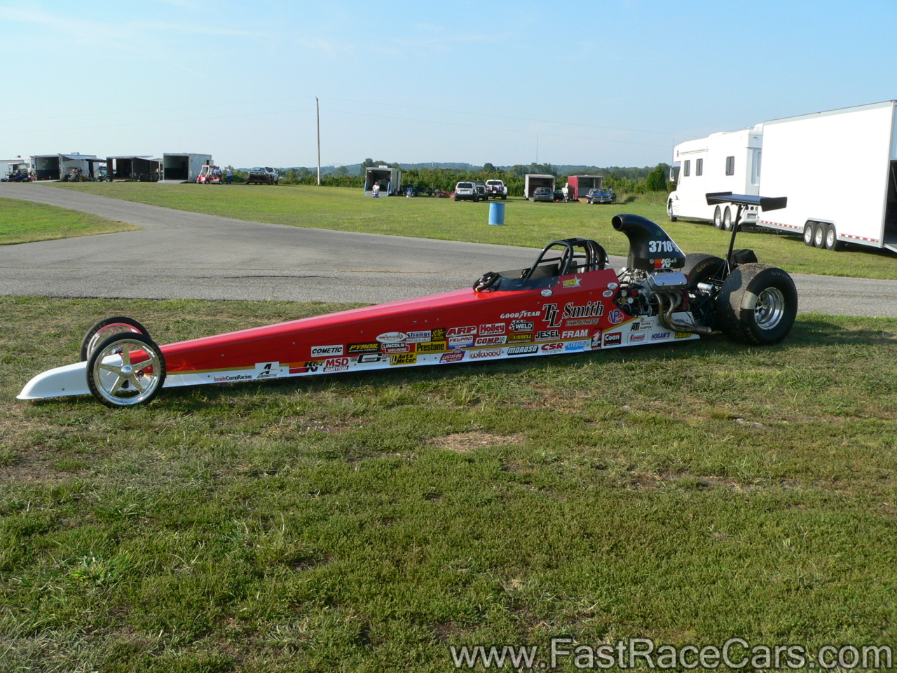 Dragster cars photo - 9
