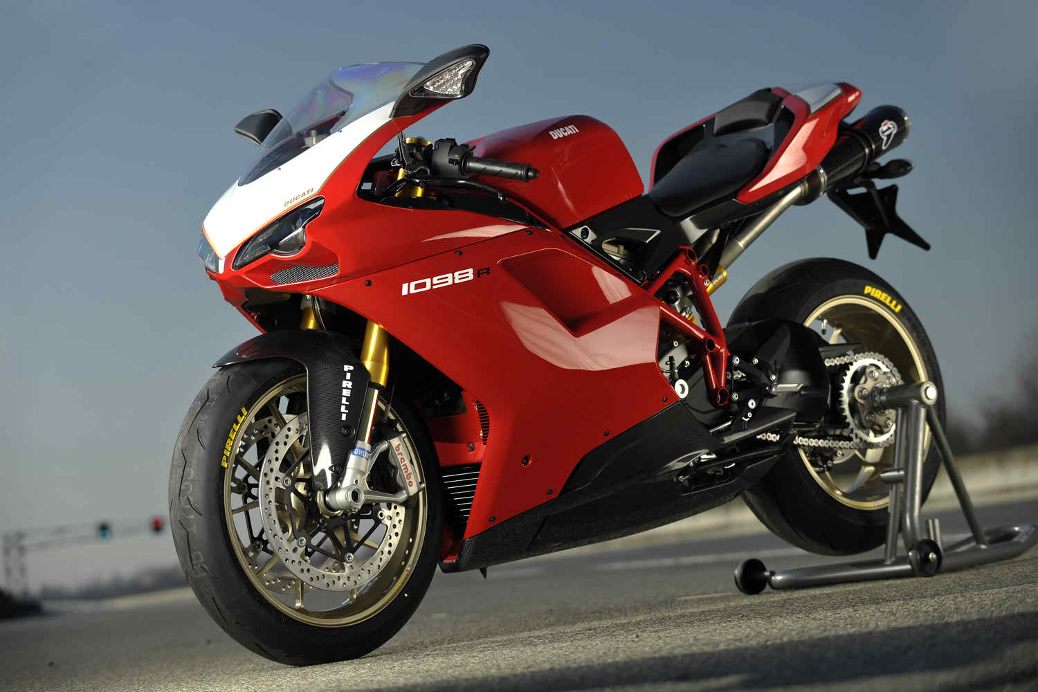Ducati 1098 Photo And Video Review Comments Superbike Wiring Diagram 6