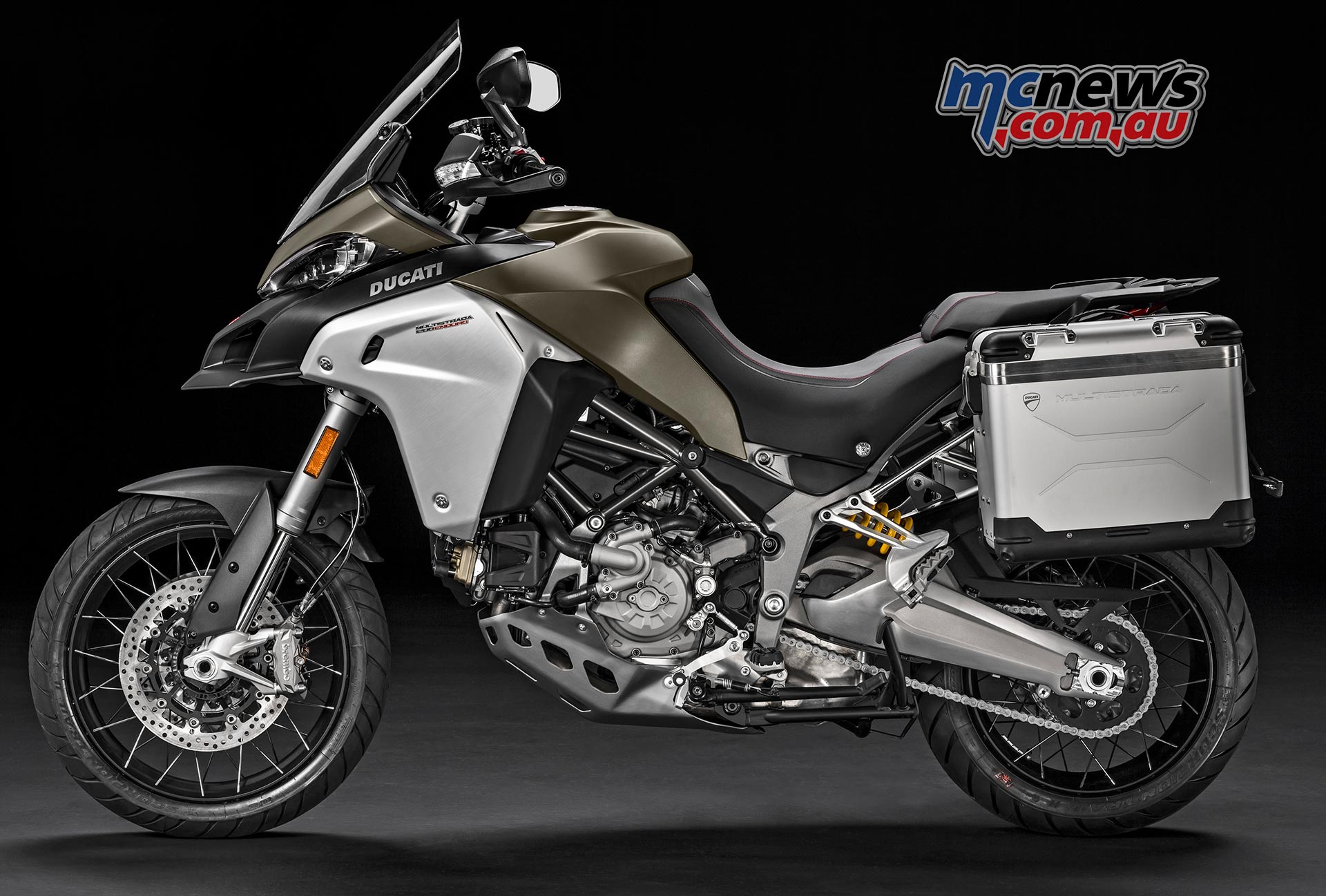 Ducati multistrada photo - 1
