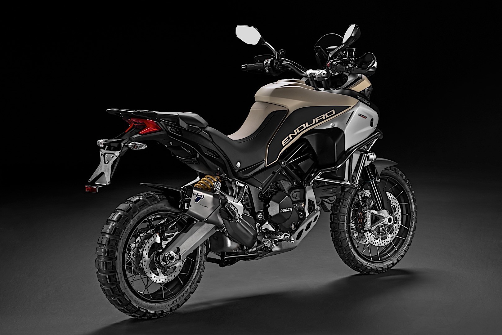 Ducati multistrada photo - 3