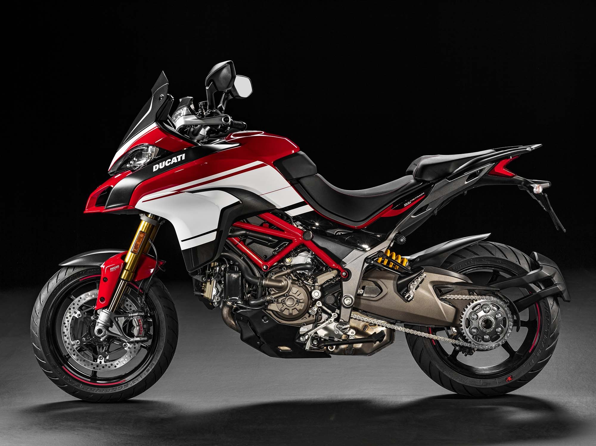 Ducati multistrada photo - 4