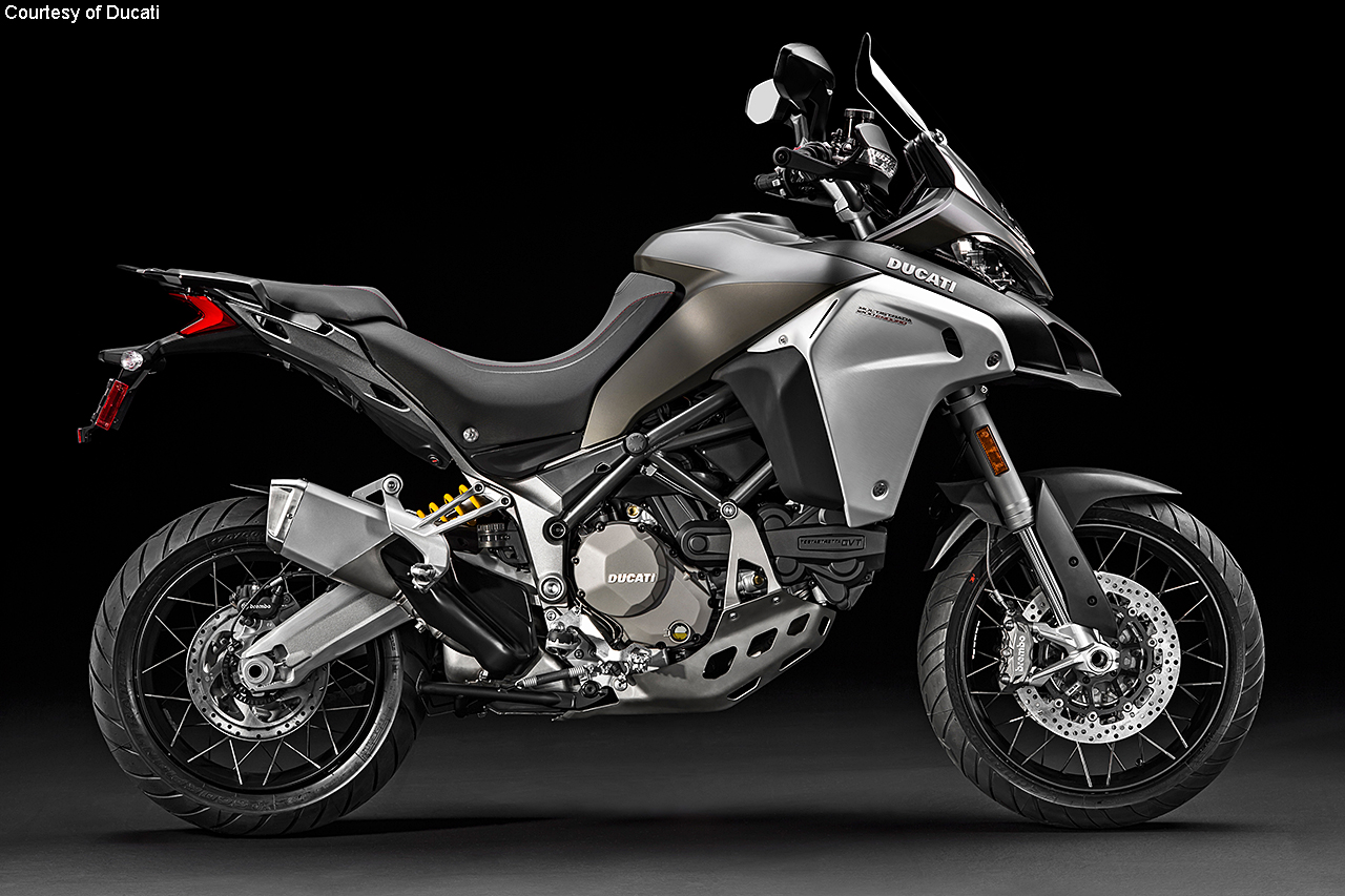 Ducati multistrada photo - 5