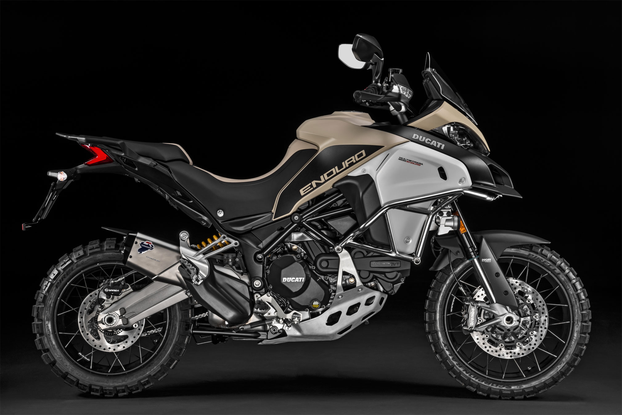 Ducati multistrada photo - 8