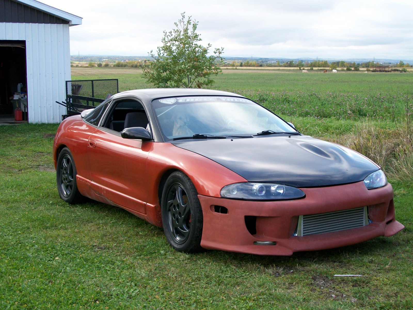 Eagle talon photo - 4
